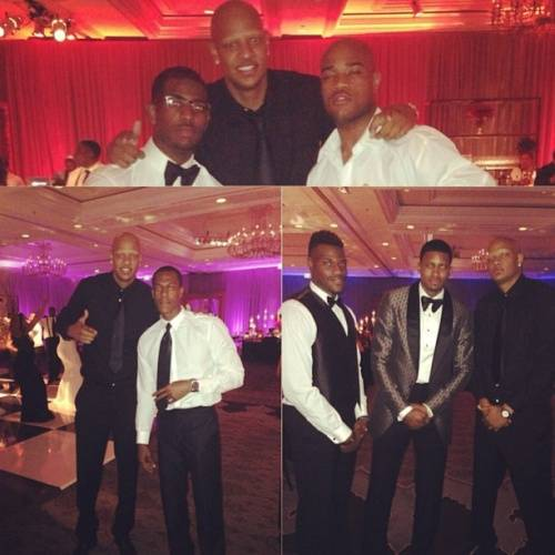 Charlie-Rudy-Cp3-Rondo-wedding